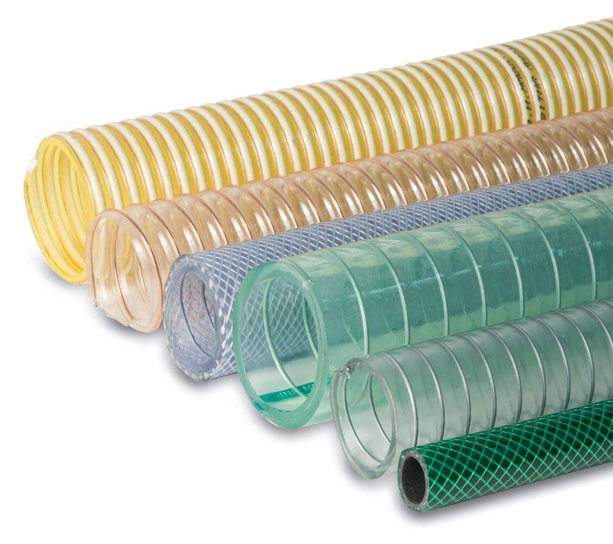 Tubi in pvc poliuretano gomma e molto altro ancora for Tipi di tubi in pvc
